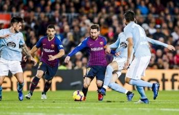 link xem truc tiep barcelona vs celta la liga 3h ngay 1011