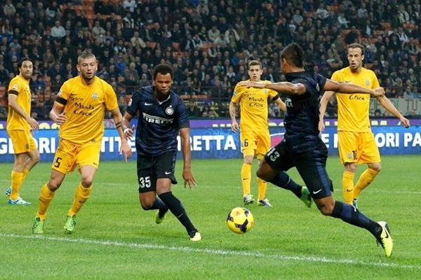 Link xem trực tiếp Inter vs Verona (Serie A), 0h ngày 10/11