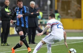 link xem truc tiep sampdoria vs atalanta serie a 21h ngay 1011