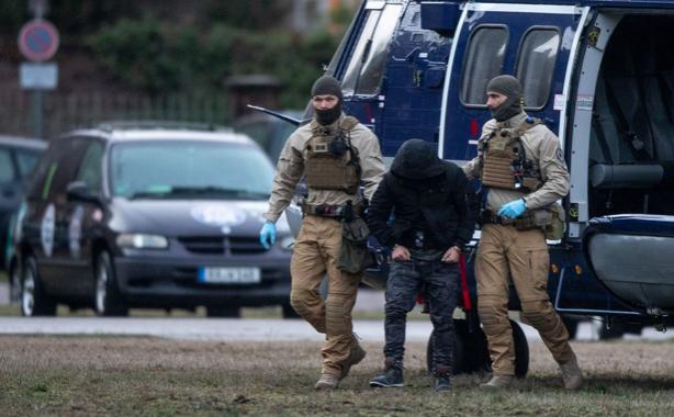 Đức bắt ba nghi phạm âm mưu đánh bom