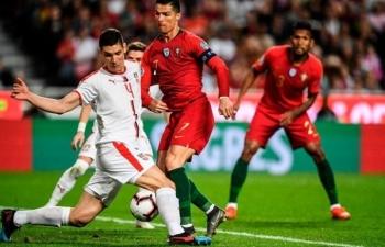 Link xem trực tiếp Bồ Đào Nha vs Lithuania (VL Euro 2020), 2h45 ngày 15/11