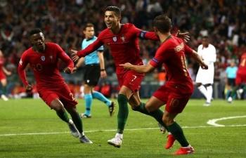 Link xem trực tiếp Luxembourg vs Bồ Đào Nha (VL Euro 2020), 21h ngày 17/11