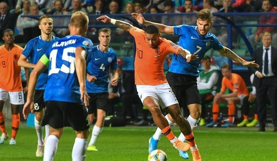 Xem trực tiếp Hà Lan vs Estonia ở đâu?