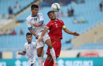 Link xem trực tiếp Uzbekistan vs Palestine (Vòng loại World Cup 2022), 19h ngày 19/11