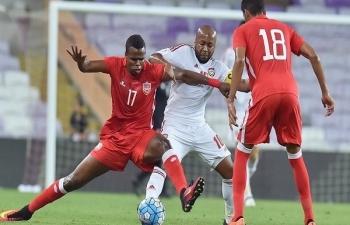 Link xem trực tiếp Iraq vs Bahrain (Vòng loại World Cup 2022), 21h ngày 19/11