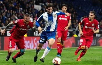 link xem truc tiep espanyol vs getafe la liga 18h ngay 2411