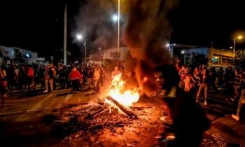Colombia áp lệnh giới nghiêm do biểu tình