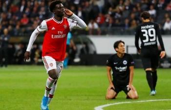 Link xem trực tiếp Arsenal vs Frankfurt (Cup C2 Châu Âu), 3h ngày 29/11