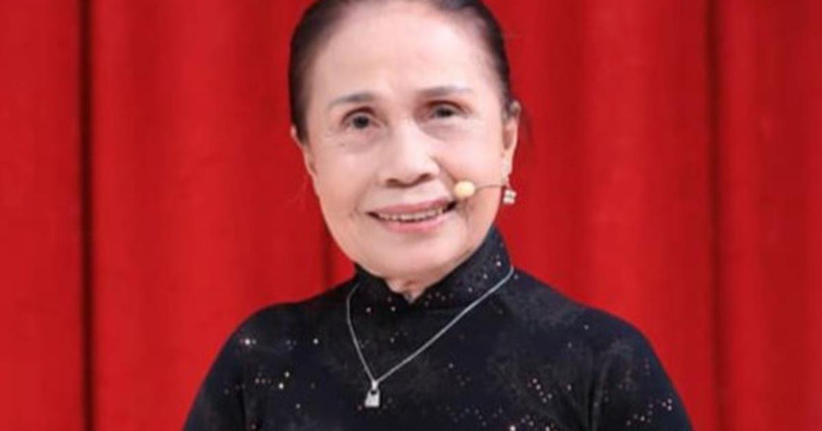 Nghệ sĩ Ánh Hoa đột ngột qua đời do tai biến