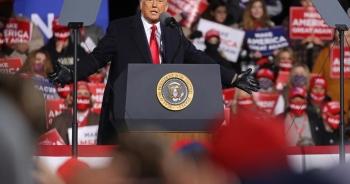 Bầu cử Mỹ 2020: Ông Trump dốc sức cho hai ngày vận động cuối cùng
