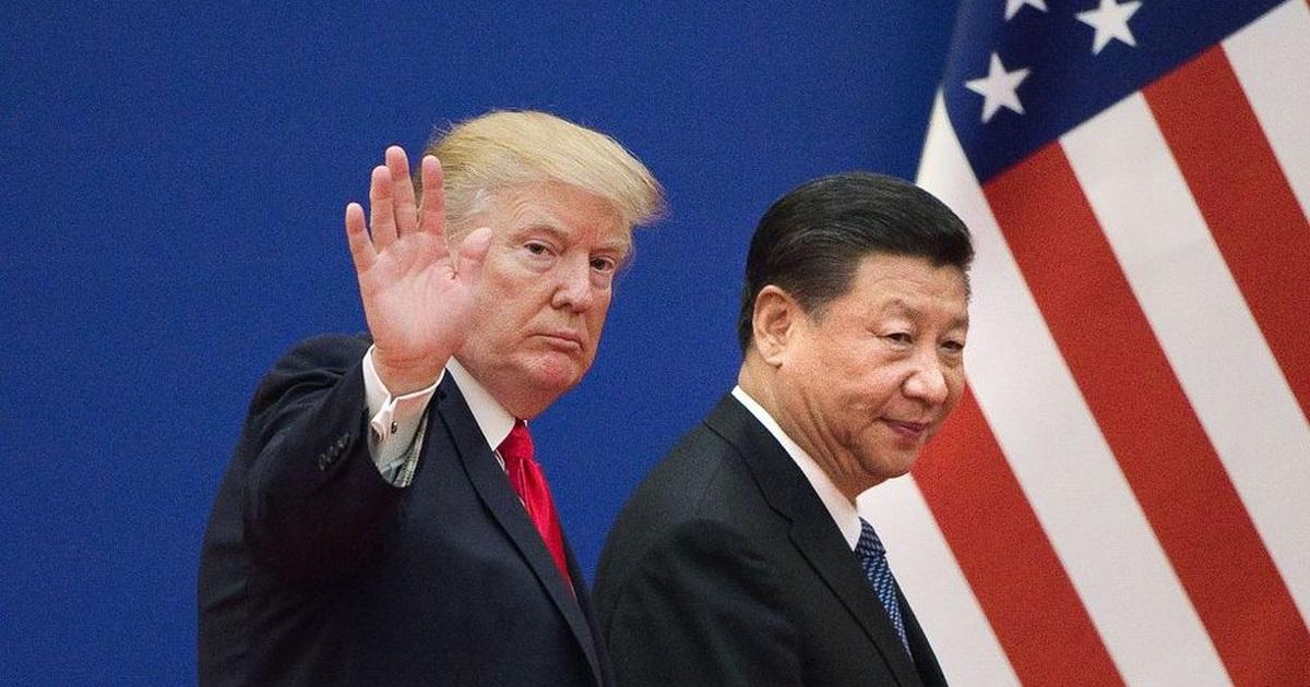 """""""Trung Quốc đang chuẩn bị cho một thế giới không có ông Donald Trump"""""""