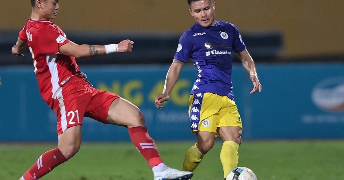 Quang Hải thăng hoa và cơ hội vô địch V-League của CLB Hà Nội