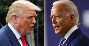 Trump - Biden đang bám đuổi quyết liệt ở 6 bang chiến địa quyết định