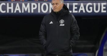 HLV Solskjaer thất vọng não nề sau trận thua sốc của Man Utd