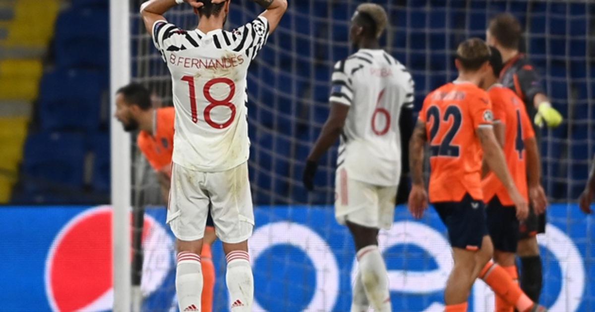 Man Utd thua sốc ở Champions League: Mông lung như một trò đùa