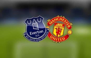 Kênh xem trực tiếp Everton vs Man Utd, vòng 8 Ngoại hạng Anh 2020/2021