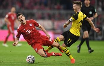 Xem trực tiếp Dortmund vs Bayern ở đâu?