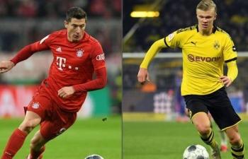 Link xem trực tiếp Dortmund vs Bayern (VĐ Đức), 0h30 ngày 8/11