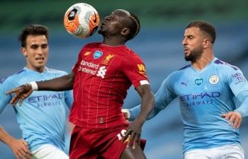 Link xem trực tiếp Man City vs Liverpool (Ngoại hạng Anh), 23h30 ngày 8/11