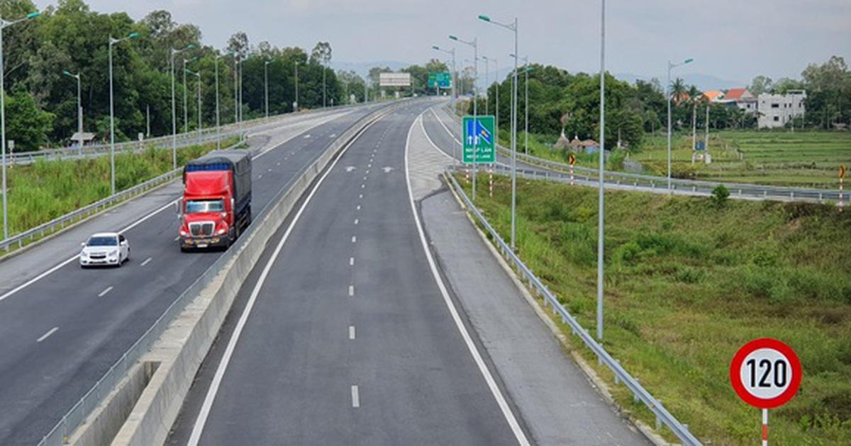 """Hủy thầu 1 dự án cao tốc Bắc - Nam vì hồ sơ nhà đầu tư """"yếu"""""""