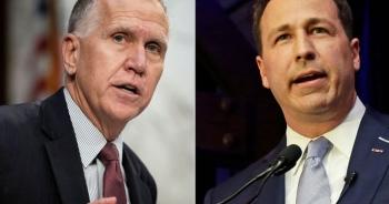 """Phe Cộng hòa vươn lên """"thắng thế"""" tại Thượng viện, ông Biden có thể gặp khó"""