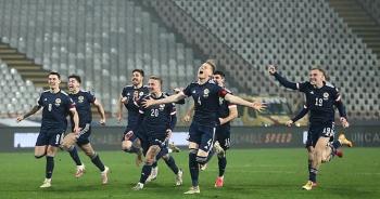 Xác định xong 4 đội bóng cuối cùng dự Euro 2021