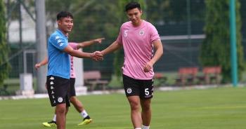 Đội bóng Hàn Quốc muốn chiêu mộ Đoàn Văn Hậu