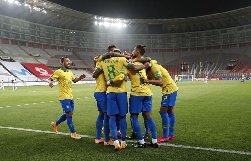 Link xem trực tiếp Brazil vs Venezuela (Vòng loại World Cup Nam Mỹ), 7h30 ngày 14/11