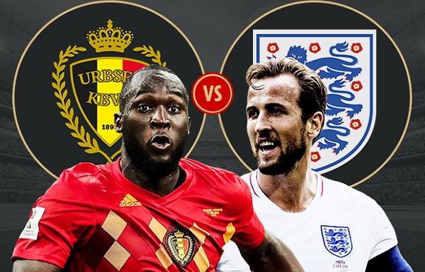 Xem trực tiếp Bỉ vs Anh ở đâu?