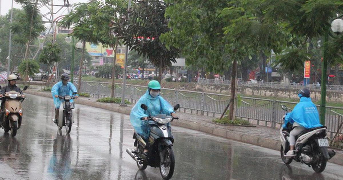 Ảnh hưởng bởi không khí lạnh, Hà Nội mưa rét