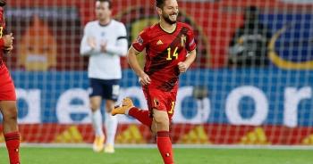 Thất bại trước Bỉ, tuyển Anh vỡ mộng ở Nations League