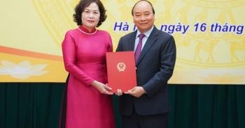 Thủ tướng giao 5 nhiệm vụ cho tân Thống đốc Ngân hàng Nhà nước