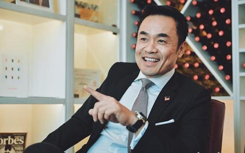 Shark Louis Nguyễn:Thị trường Việt Nam quá hấp dẫn để đầu tư