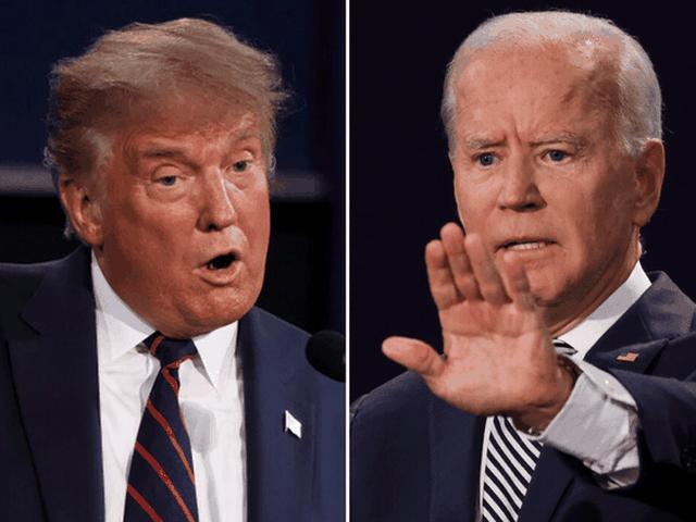 Ông Biden không muốn điều tra ông Trump - 1