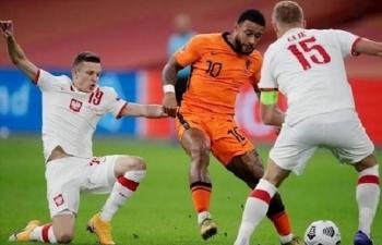 Link xem trực tiếp Ba Lan vs Hà Lan (UEFA Nations League), 2h45 ngày 19/11