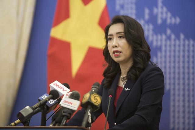 Bộ Ngoại giao trả lời về thông tin bà Hồ Thị Kim Thoa bị bắt tại Pháp - 1