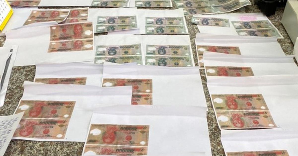 Xuất hiện tiền giả lưu thông tại Đà Nẵng