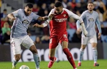 Link xem trực tiếp Sevilla vs Celta Vigo (La Liga), 0h30 ngày 22/11