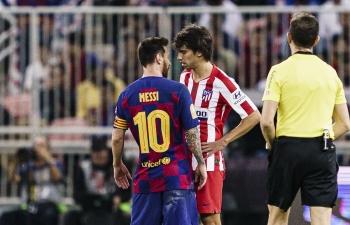 Kênh xem trực tiếp Atletico Madrid vs Barcelona, vòng 10 La Liga 2020-2021
