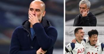 """Mourinho đánh bại Guardiola: Cỗ máy thời gian của """"Người đặc biệt"""""""