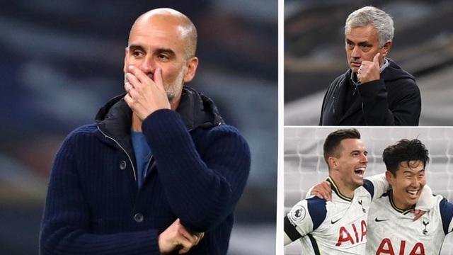 """Mourinho đánh bại Guardiola: Cỗ máy thời gian của """"Người đặc biệt"""" - 1"""