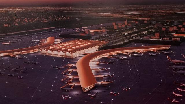 Trung Quốc trúng thầu xây dựng sân bay Campuchia - 1