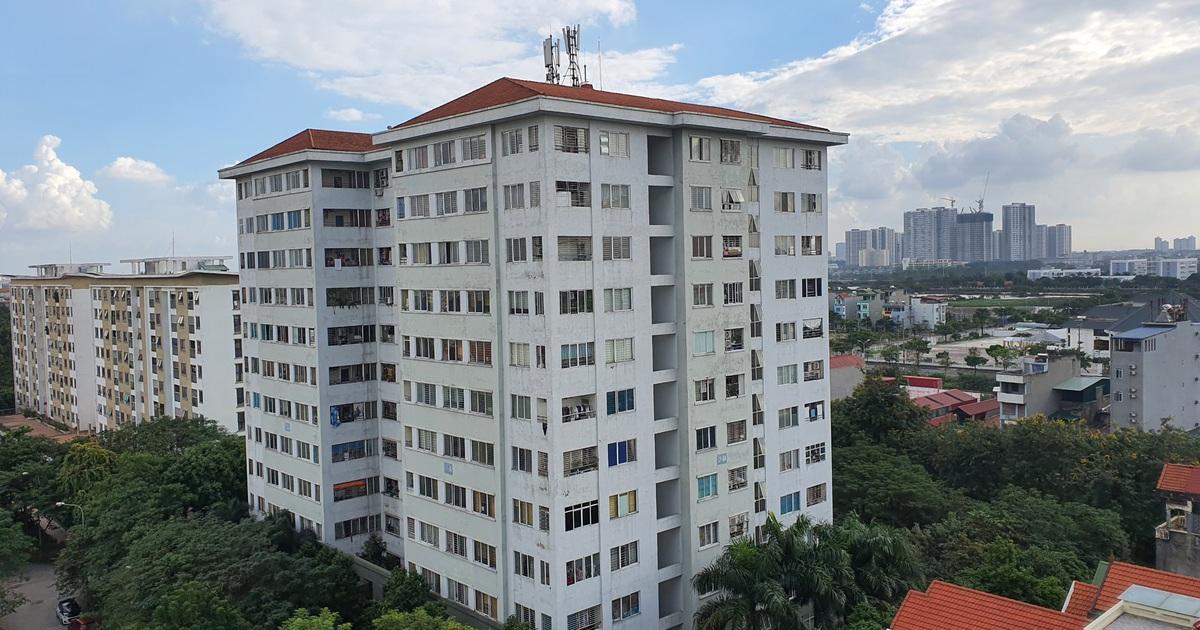 Bỏ gần 2 tỷ đồng mua chung cư ven đô, cho thuê chưa đến 4 triệu đồng/tháng