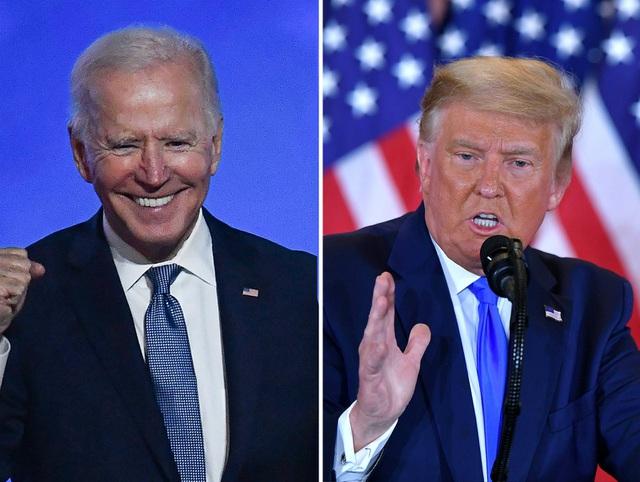 Michigan xác nhận chiến thắng của ông Biden - 1