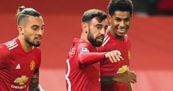 "Man Utd 4-1 Istanbul Basaksehir: Fernandes lập cú đúp, James ""chốt hạ"""