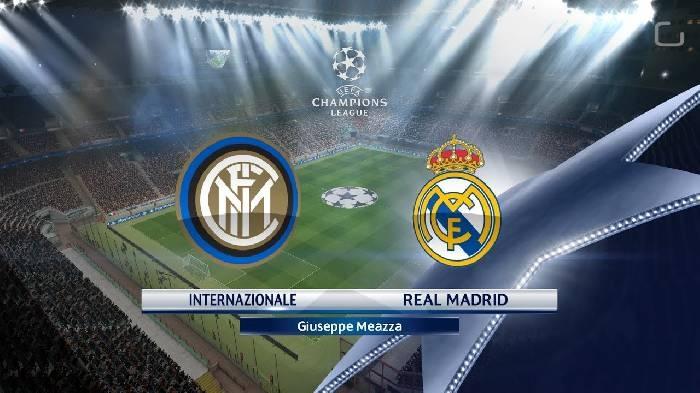 Kênh xem trực tiếp Inter vs Real Madrid, vòng bảng Cup C1 Châu Âu 2020-2021