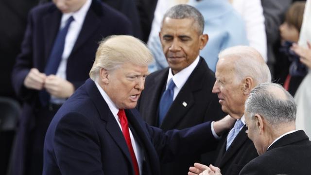 Nhà Trắng đồng ý chia sẻ báo cáo tình báo mật cho ông Biden - 1