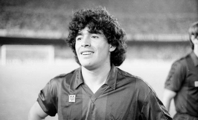 Huyền thoại Maradona qua đời ở tuổi 60 - 1