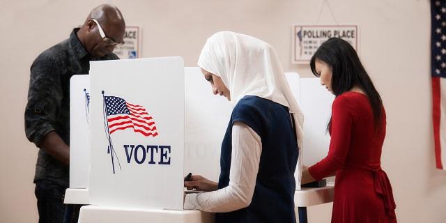 Cử tri gốc Á tạo sóng ở bang chiến địa trong bầu cử Mỹ - 1
