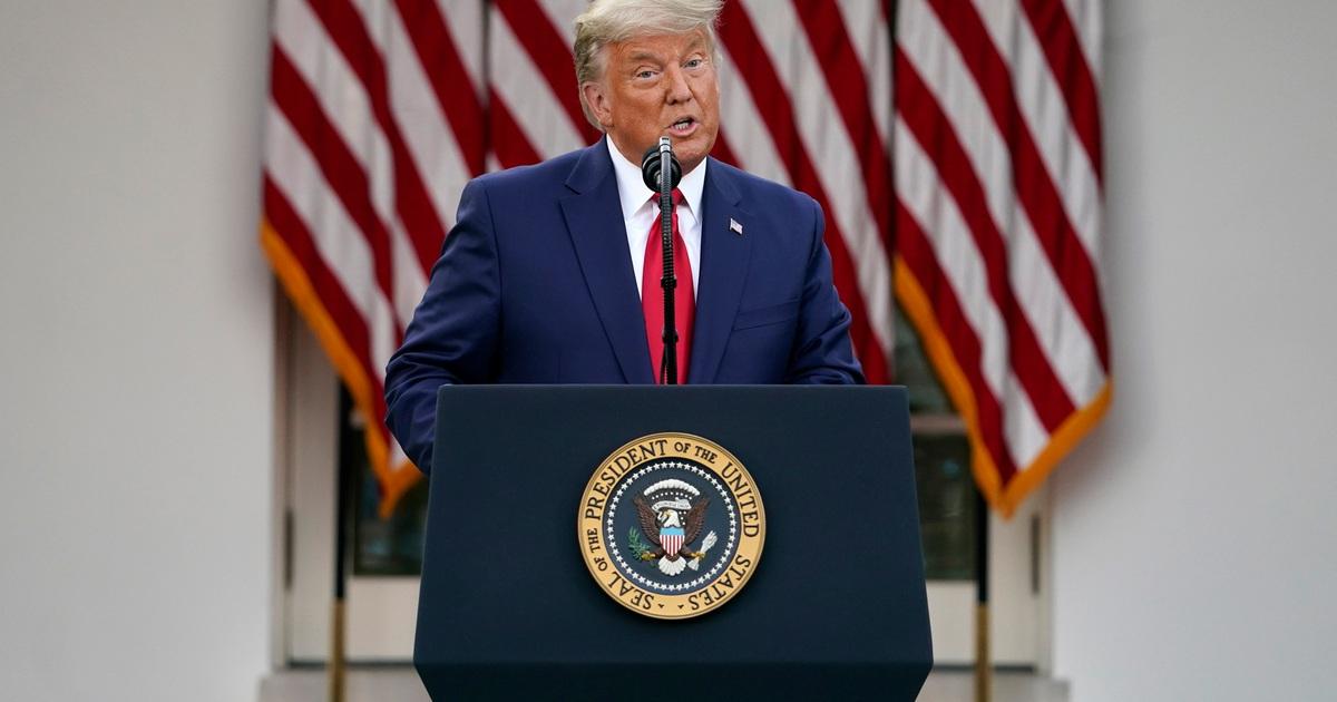 Ông Trump tái xuất, tiếp sức đảng Cộng hòa ở bang chiến trường